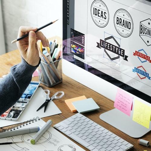 Création de logo Agence web à Lille Alliance Technique